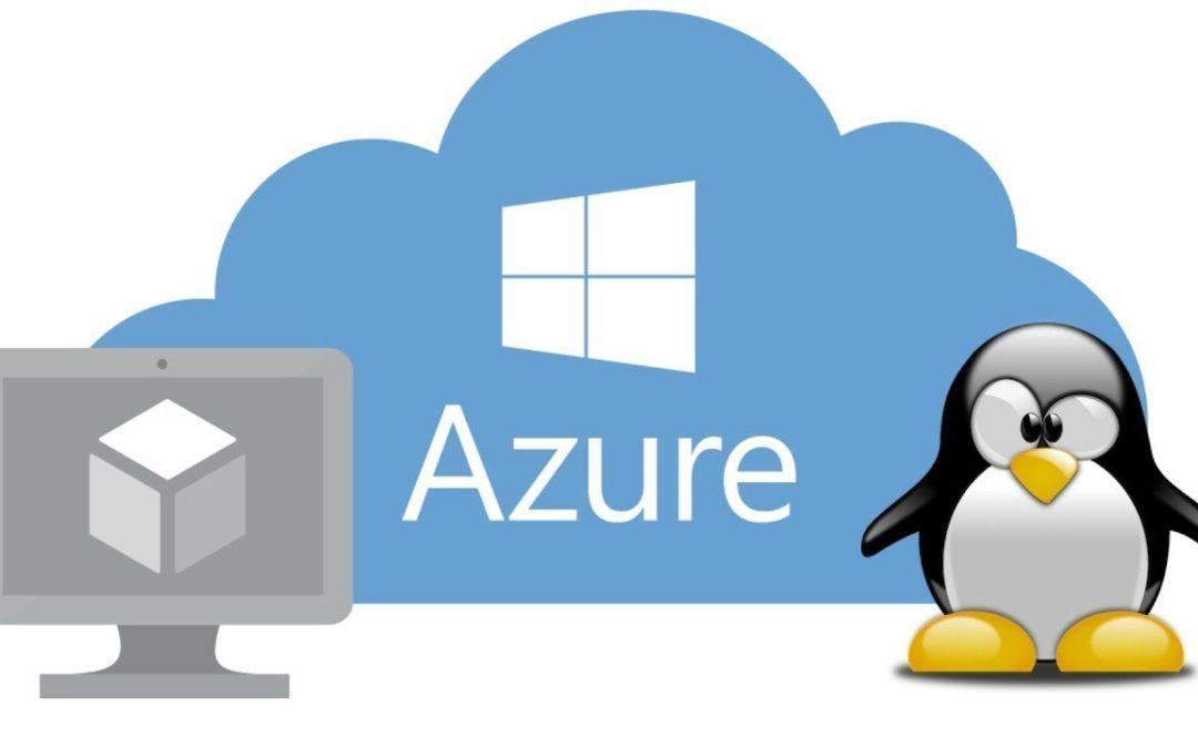 Azure et Linux : ajouter un fichier d'échange