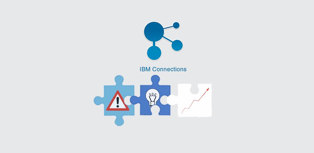 IBM Connection… La plateforme collaborative d'IBM