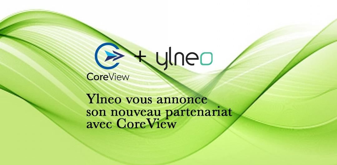 Ylneo devient partenaire de CoreView