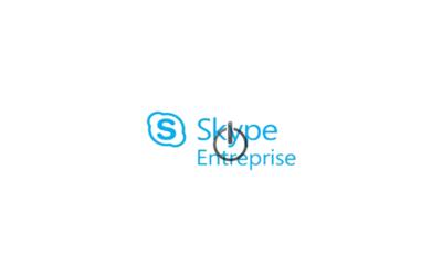 Skype Entreprise Online ne sera bientôt plus disponible, passez à Microsoft Teams