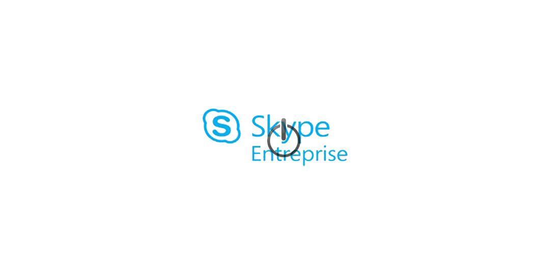 Skype Entreprise Online sera désactivé le 31 juillet 2021